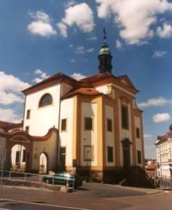 Mše @ kostel sv. Anny | Benešov | Středočeský kraj | Česká republika