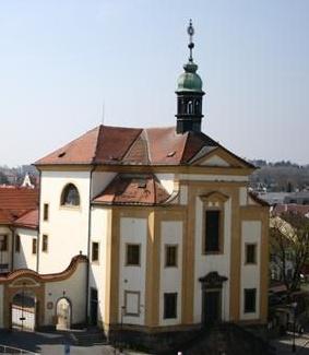 Mše @ kostel sv. Anny | Benešov | Česko