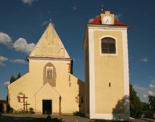 Mše (v kostele sv. Mikuláše) @ kostel sv. Anny | Benešov | Česko