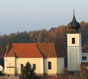 Mše @ kostel sv. Vavřince, Okrouhlice | Benešov | Středočeský kraj | Česká republika