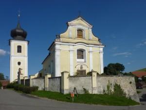Noc kostelů Okrouhlice @ kostel sv. Vavřince | Benešov | Středočeský kraj | Česko
