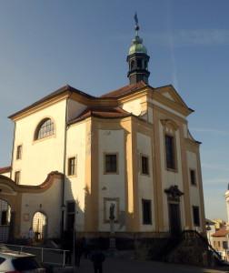 Mše (ráno u sv. Anny) @ kostel sv. Anny | Benešov | Středočeský kraj | Česko