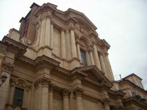 Koostel S. Maria in Campitello v Římě