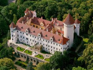 Zádušní mše  za Marii Terezii v den výročí úmrtí (1780) @ Kaple na zámku Konopiště | Benešov | Česká republika