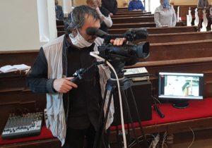 Marek s kamerou